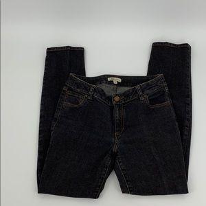 CAbi Black Skinny Jeans. Sz. 12.